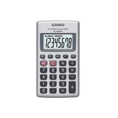 Calculadora Casio Bolso -hl820va