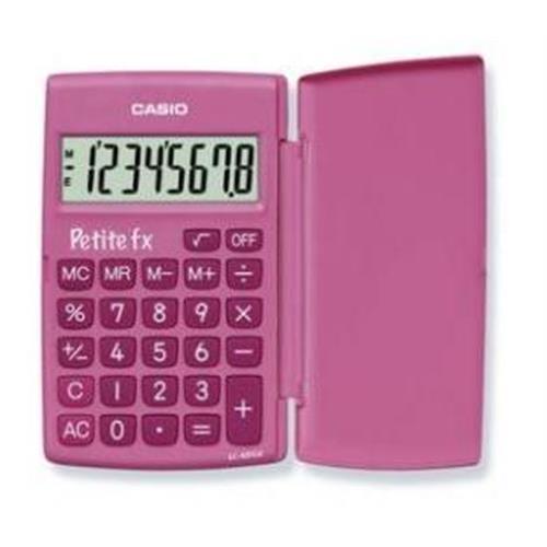 Calculadora Casio Bolso -lc401lvpk