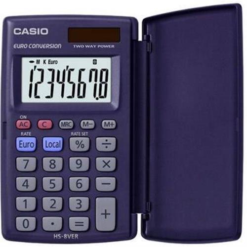 Calculadora Casio Bolso -hs8ver