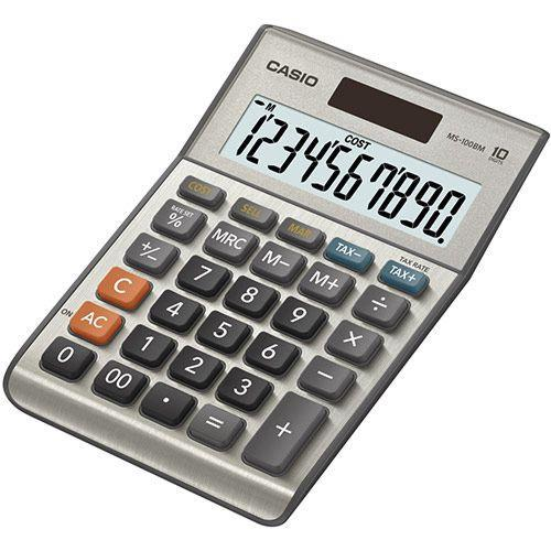 Calculadora Casio Secretaria-ms100bm