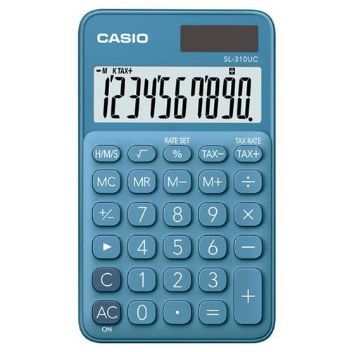 Calculadora Casio Bolso -sl310ucbu