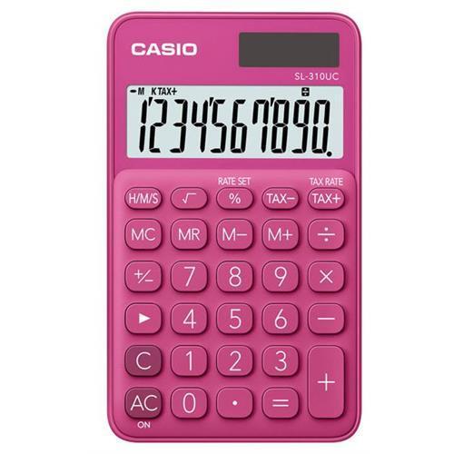 Calculadora Casio Bolso -sl310ucrd