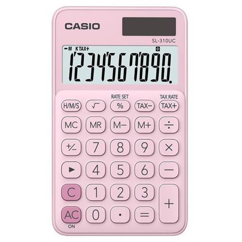 Calculadora Casio Bolso -sl310ucpk