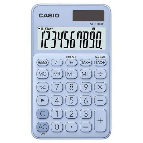 Calculadora Casio Bolso -sl310uclb