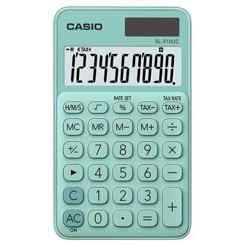 Calculadora Casio Bolso -sl310ucgn