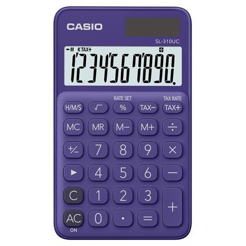 Calculadora Casio Bolso -sl310ucpl