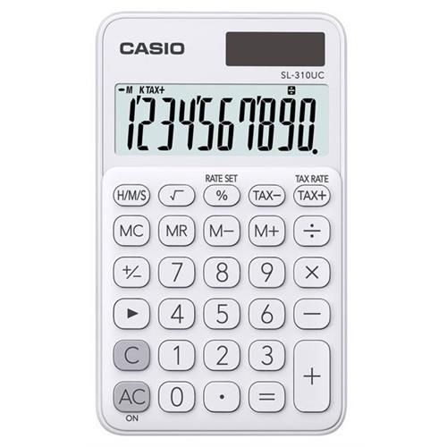 Calculadora Casio Bolso -sl310ucwe