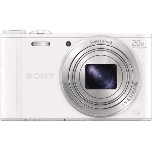 Camara Fot Sony 18,2mp. Br-dscwx350w