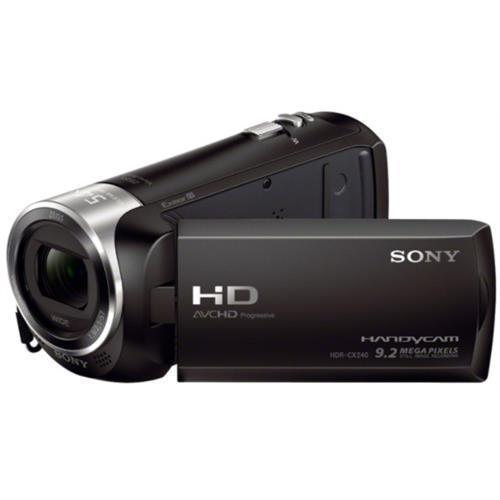 Camara Video Sony Di. Fhd-hdrcx240eb