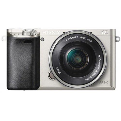 Camara Fot Sony 24,3mp. -ilce6000s