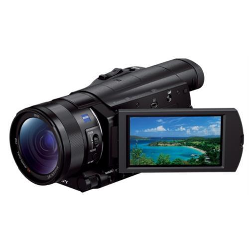 Camara Video Sony D. 4kfhd-fdrax100e