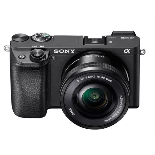 Camara Fot Sony 24,2mp-ilce6300zbdi