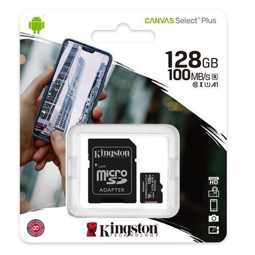 Cartão Microsdhc Kingsto. -sdcs2 / 128gb
