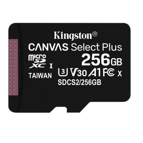 Cartão Microsdhc Kingsto. -sdcs2 / 256gb