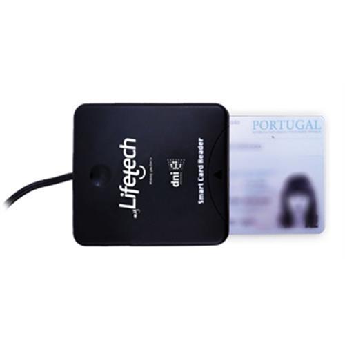 Leit. Cartão Cidadão Lifetec. -lfcrd007