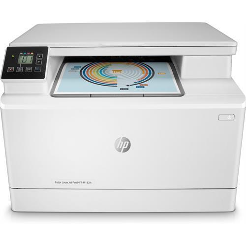 Multif Hp Color Laserjet -m182n