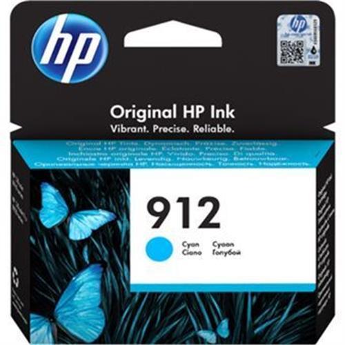 Tint Hp Nº912 Cyan -3yl77ae