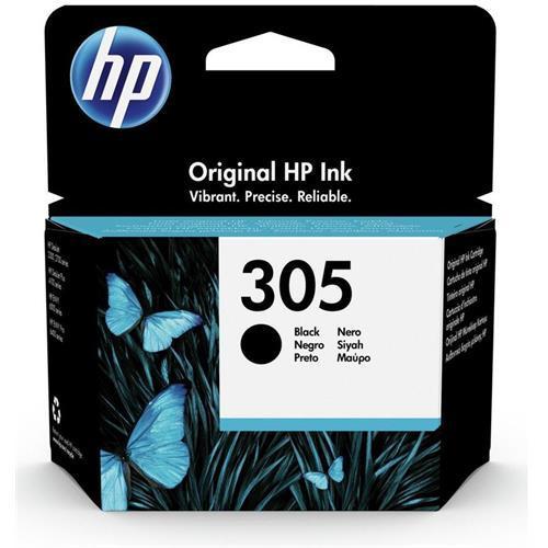 Tint Hp Nº305 Preto -3ym61ae