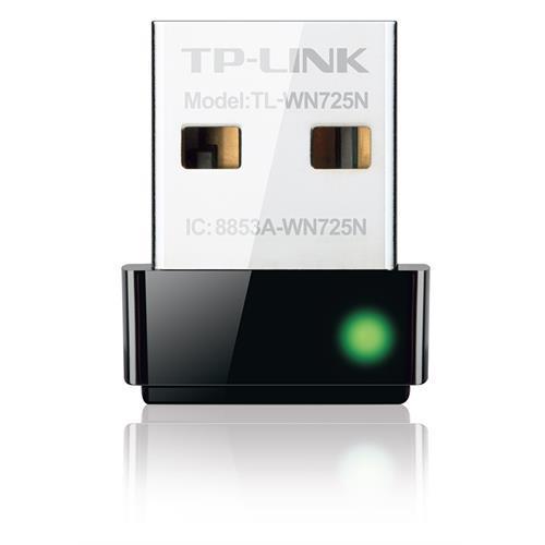 Adapt. Usb Tp-link N150 Nano -wn725n