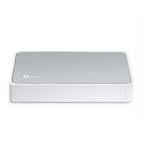 Switch Tp-link 8 Portas-10 / 100-sf1008d