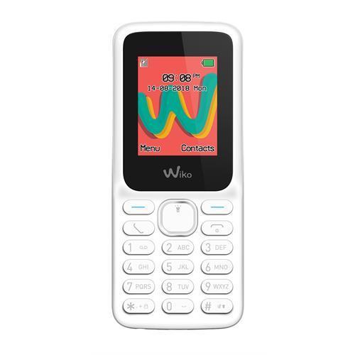 Telemóvel Wiko Lubi 5 Plus-white