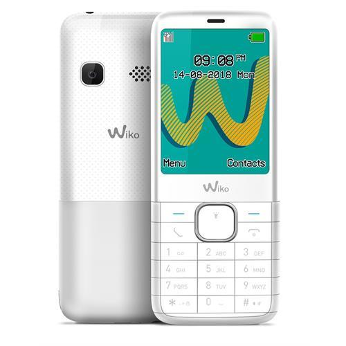 Telemóvel Wiko Riff 3 Plus-white