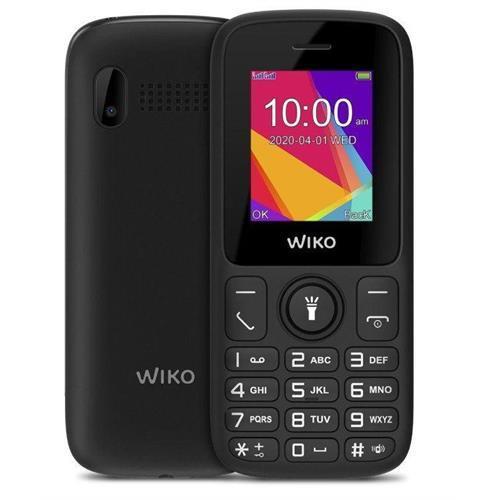 Telemóvel Wiko F100 -black