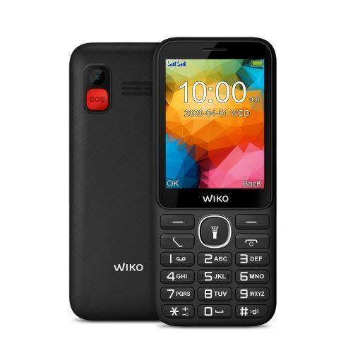 Telemóvel Wiko F200 -black