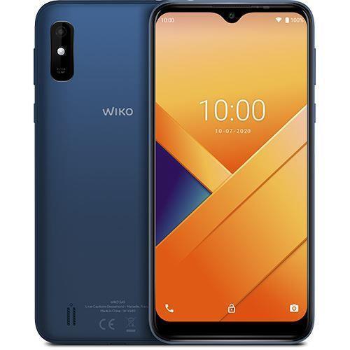 Smartphone Wiko Y81 32+2 -blue