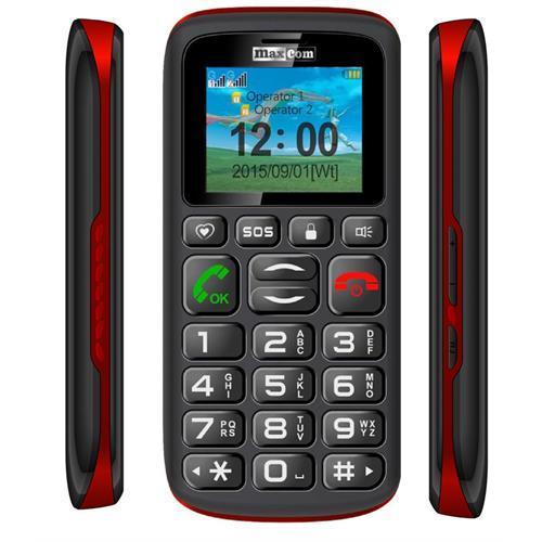 Telemóvel Maxcom Senior Comf-mm428 Vm