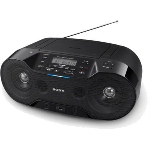 Radio Sony CD Mp3-usb-bt -zsrs70btb