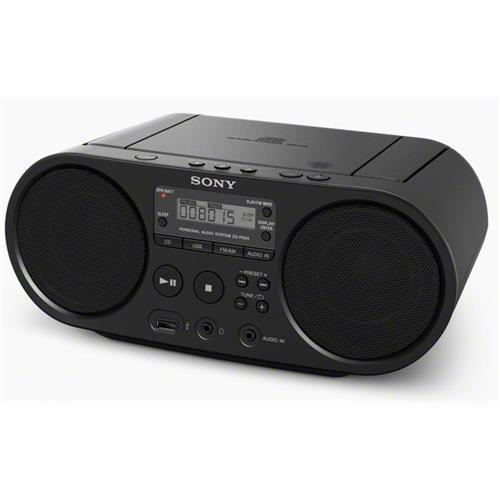 Radio Sony CD 2w+2w. Usb-pr. -zsps50b