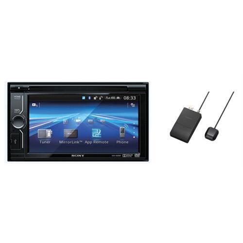 Kit Sony Xav602bt+nv300-xnvkit602ei