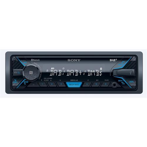 A. R Sony 4x55w. Mp3-usb-bt-dsxa500bd