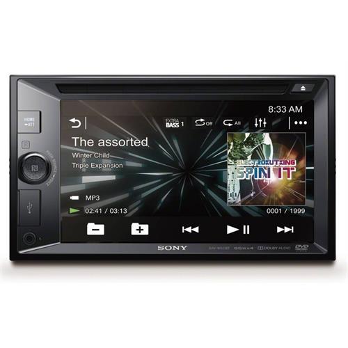 Kit Sony Xavw651bt+anv400-xnvkit651