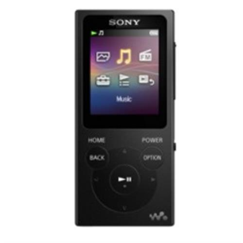 Mp4 Sony 4gb. Lcd1,77 -pret-nwe393b