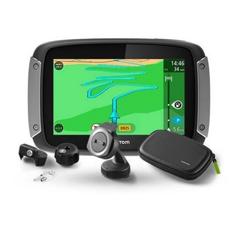 GPS Tomtom Rider550 Premiumpack Mundo