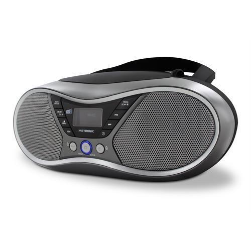 Radio Metroni. Cd-2x3w. Mp3 Dab -477171