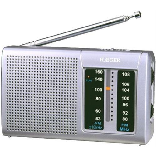 Radio Haeger Port. Am / Fm -goal