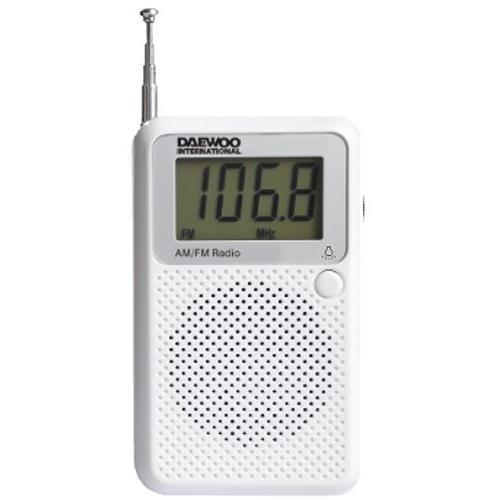 Radio Daewoo Port. Dig. Retroilu-drp115