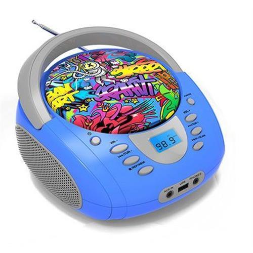 Radio Daewoo Cd-2x2w. Usb -dbu10cdgraf