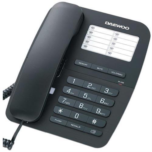 Telef Daewoo C / Fios-10me. Indir-dtc240