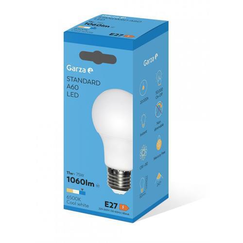 Lampada Garza LED Std-12w-e27-461462