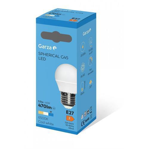 Lampada Garza LED Esf-6w-e27 -461466