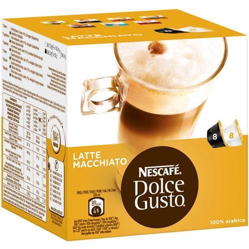 48caps Dolce G. (3x16) -latte Machiatto