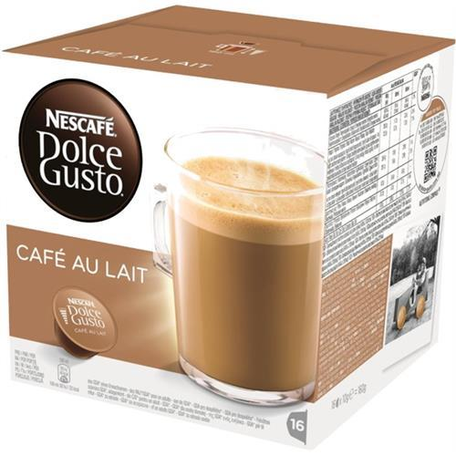48caps Dolce G. (3x16) -café Au Lait