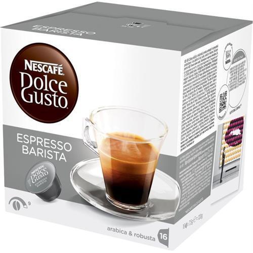 48caps Dolce G. (3x16)-espresso Barista
