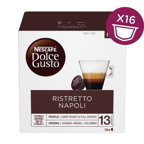 48caps Dolce G. (3x16)-ristretto Napoli