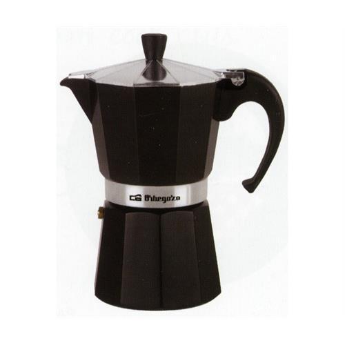 Cafeteira Orbegoz. 6chav. Alumin-kfn610