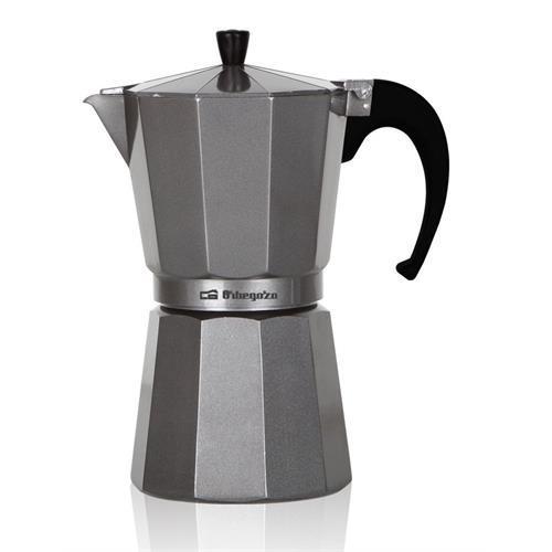 Cafeteira Orbegoz. 3chav. Alumin-kfs320